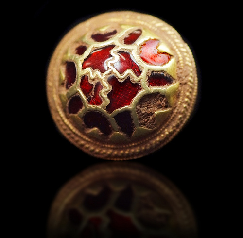 The Staffordshire Hoard  - Birmingham Museum and Art Gallery