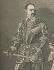 Bâton GM ordre de Malte Magpitt 1851p 369