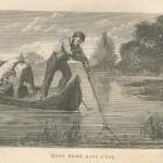 Bâton brisé dans l'eau