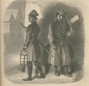 Bâton des veilleurs de nuitMag pitt 1852 p273