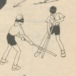 bâton scout 3