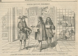 Canne de Louis XIV