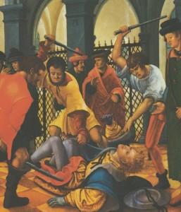 Martyre de Saint Florian