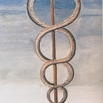 Caduce de Mercure