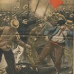 Coups de cannes anarchistes en 1899 Paris