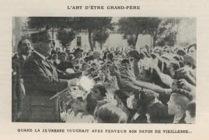 Canne de Pétain
