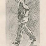 Cannes et parapluies d' Henri Lavedan