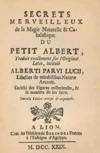 Petit Albert