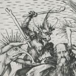 Saint Antoine et les démons