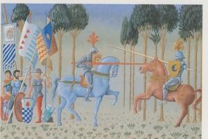 Tournoi de chevaliers