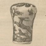 Pommeau en porcelaine
