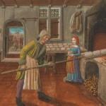 Boulanger au Moyen Age