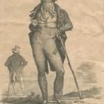 Frédérick Lemaître en Robert Macaire