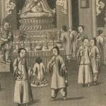 Chinoises aux petits pieds