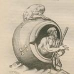 Diogène et son bâton