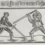 Combat à l'espadon