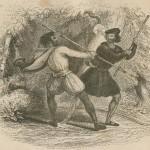 Robin des bois et Arthur le tanneur