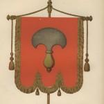 bannière des cordonniers d'Epernay