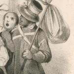 1837 Bâton et balluchon