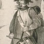 1837 Baguettes de tambour