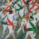 danseurs de la San Lorenzo © Dominique ChauvetMilan Presse