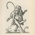Panurge dans Les songes drôlatiques de Pantagruel