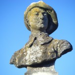 Buste de Edmond LE FOULGOC 1893-1915