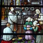 vitrail de La Guerche-Ille-et-Vilaine