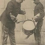 Baguettes de tambour militaire