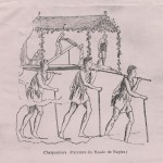 baculus des charpentiers de Pompéi