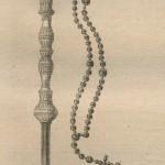 bâton et rosaire de Radziwill l'Orphelin