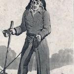 Aveugle gravure de 1797