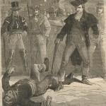 Le combat de Keller et Brutus