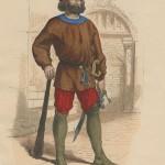 Un geôlier en 1490 par Gerlier