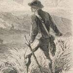 homme au bâton 1859