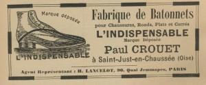 bâtonnet-tendeur CROUET-1912