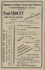 bâtonnet-tendeur CROUET-1932