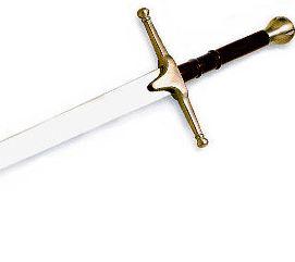 pommeau d'épée
