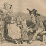 Costumes des Saumurois en 1835
