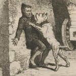 attaqué par un chien