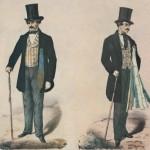 Cannes courtes de compagnons serruriers en 1858
