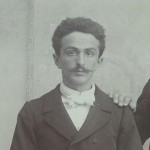 Auguste BONVOUS à Angers en 1894