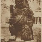 Gardien du temple de Prambanan