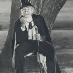 Fredric March dans le rôle de Mr Hyde en 1932