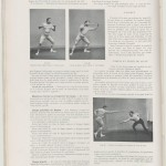 Sports modernes 6 LA CANNE