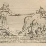 Aiguillon au XIVe s. en Angleterre