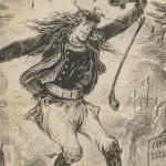 Breton et son bâton
