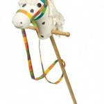 cheval-bâton - modèle Avenue du jouet