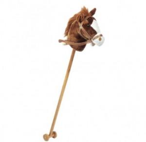 cheval-bâton - modèle Le Bonhomme de bois
