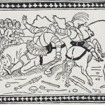 combat de chevaliers 1500